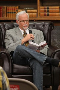 Reading from KEVIN at NY's Strand Bookstore 4/20/13